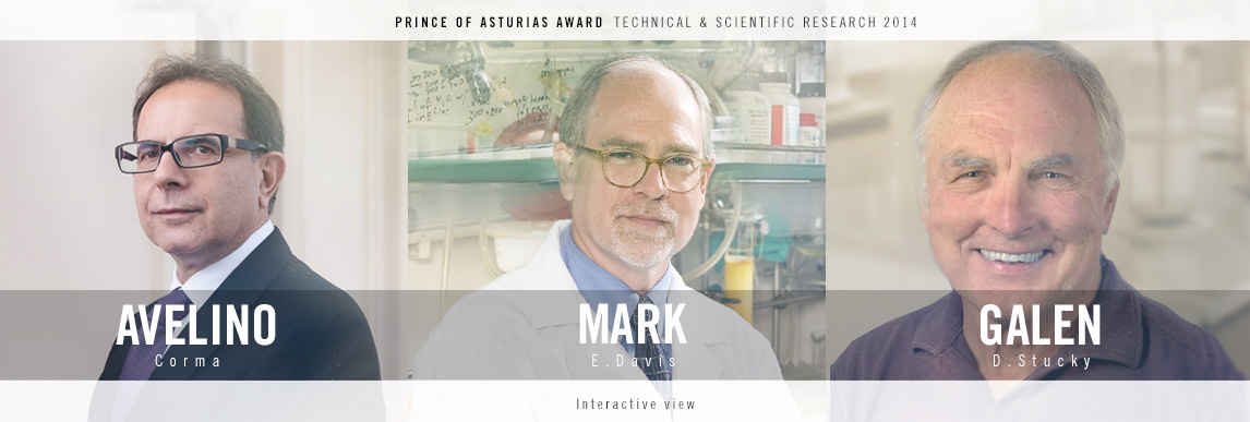 Prince of Asturias Award for Technical & Scientific Research 2014