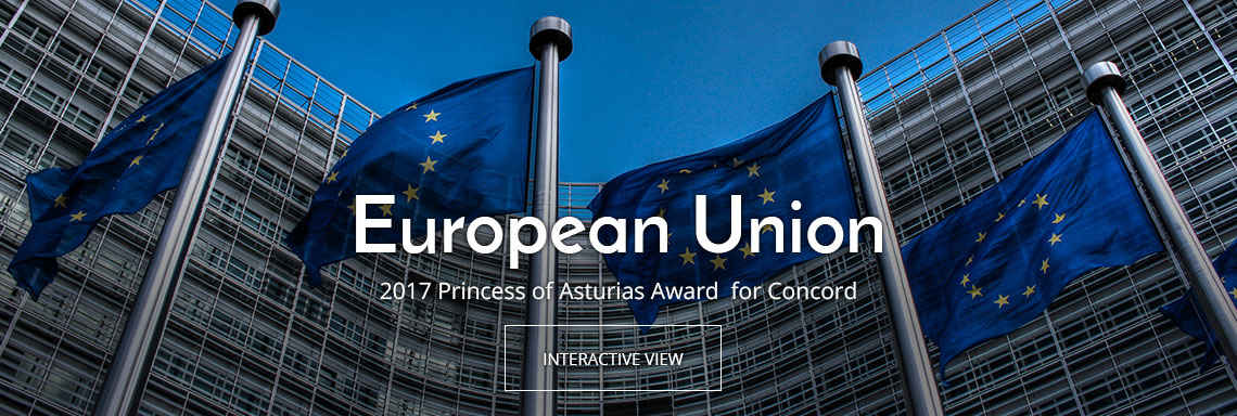 European Union - 2017 Princess of Asturias Award for Concord