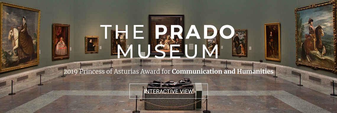 The Prado Museum - 2019 Princess of Asturias Award for Communication and Humanities