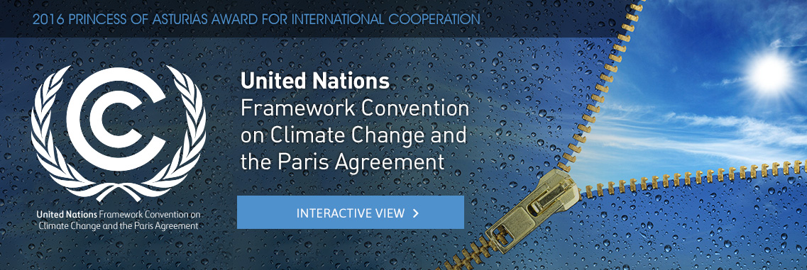 United Nations Framework Convention on Climate Change and the Paris Agreement