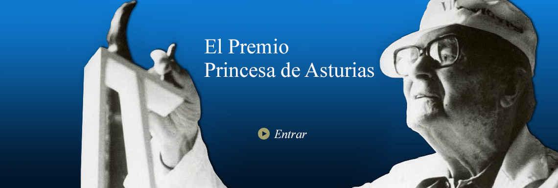 El Premio Princesa de Asturias