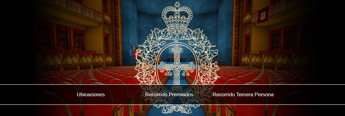 Teatro Campoamor, protocolo de la ceremonia 2015