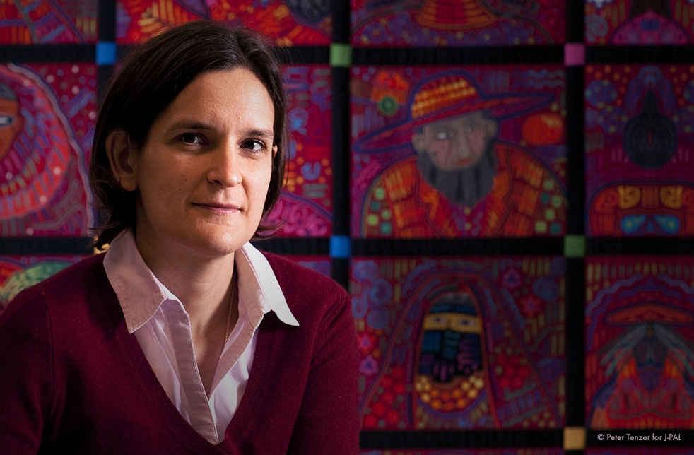 Esther Duflo, Premio Princesa de Asturias de Ciencias Sociales 2015