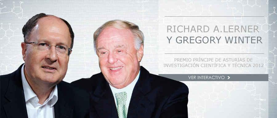 Gregory Winter y Richard A. Lerner