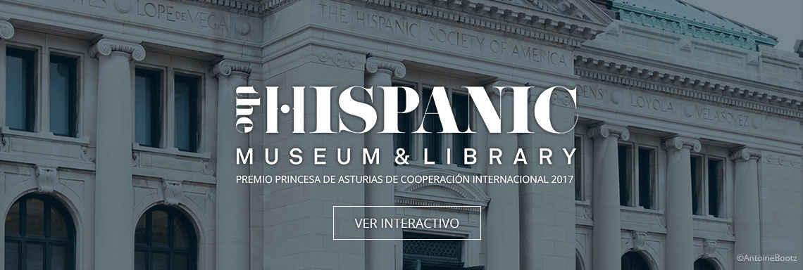 The Hispanic Society of America - Premio Princesa de Asturias de Cooperación Internacional 2017