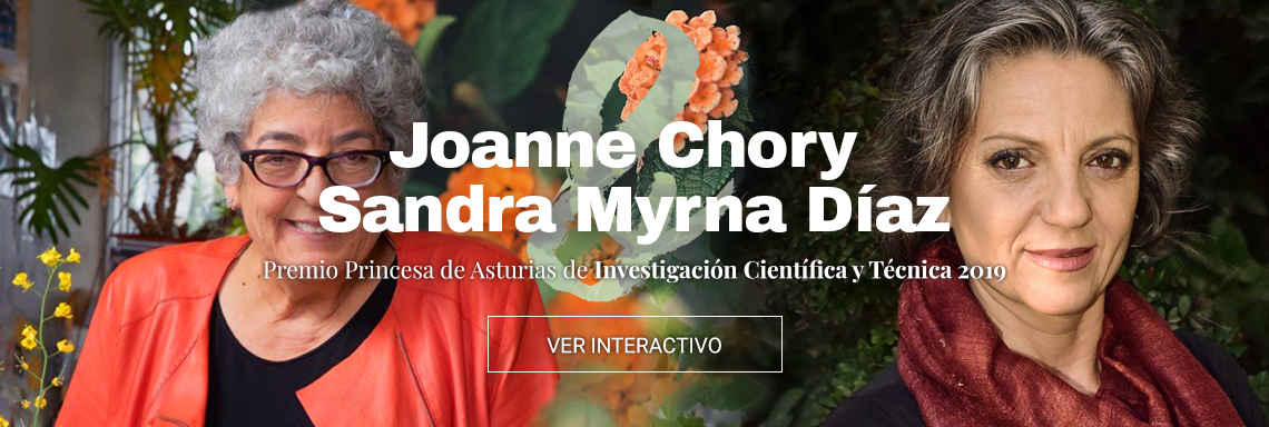 Joanne Chory y Sandra Myrna Díaz - Premio Princesa de Asturias de Investigación Científica y Técnica 2019
