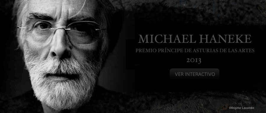 Michael Haneke, Premio Príncipe de Asturias de las Artes, 2013