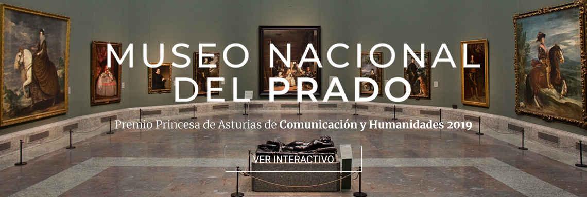Museo Nacional del Prado - Premio Princesa de Asturias de Comunicación y Humanidades 2019