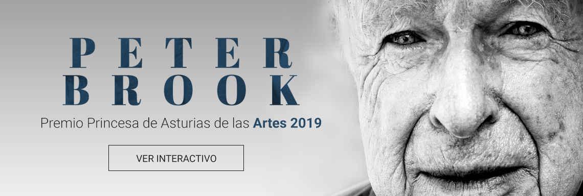 Peter Brook - Premio Princesa de Asturias de las Artes 2019