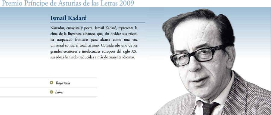 Ismaíl Kadaré