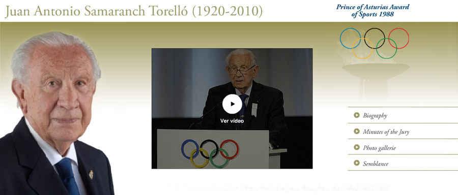 Juan Antonio Samaranch Torelló