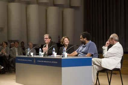 Conferencia Carlos Jean Cursos de verano 2012