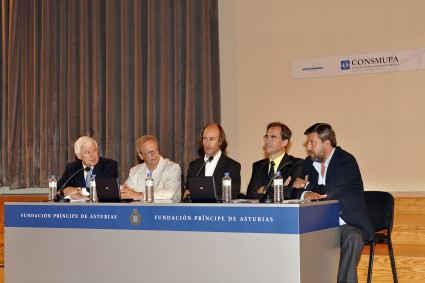 Conferencia Carlos Núñez Cursos de Verano 2012