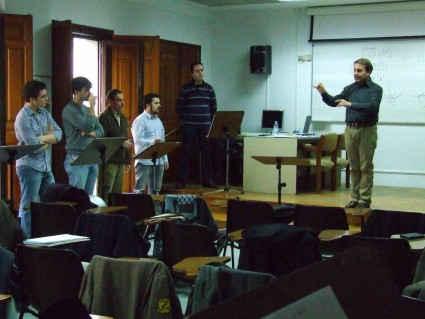 Introducción a la Dirección Orquestal 3