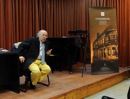 conferencia José Luis Temes Cursos de Verano 2012