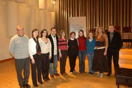 Técnica Vocal e Interpretación 3