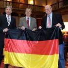 Rueda de prensa de los alcaldes de Berlín