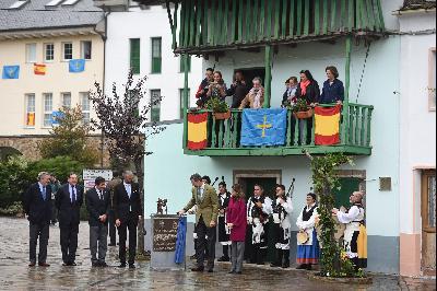 Premio al Pueblo Ejemplar de Asturias 2016