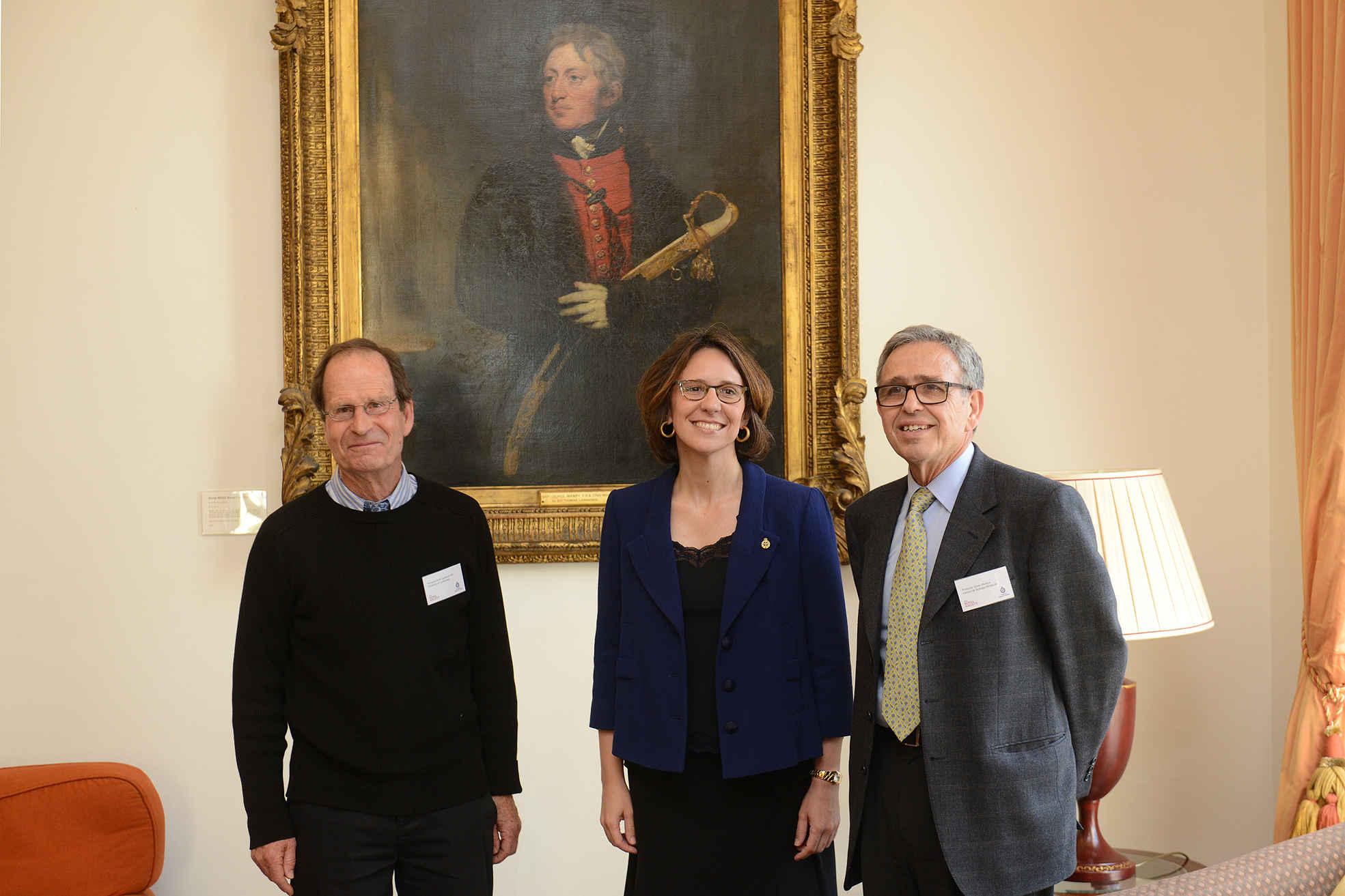 Actividades culturales en Londres con la Royal Society