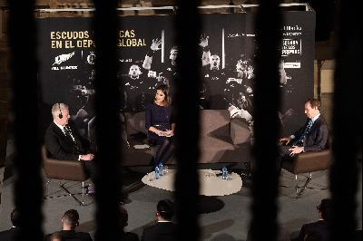 """""""Escudos y marcas en el deporte global"""""""
