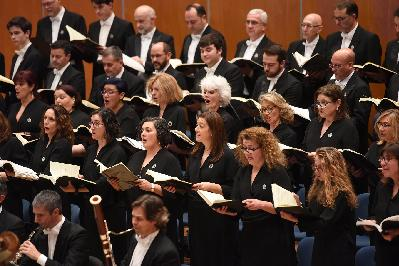 """""""Europa canta a la Navidad: El Mesías"""" (2018)"""