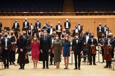 XXIX Concierto Premios Princesa de Asturias