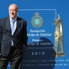Llegadas de los galardonados 2010
