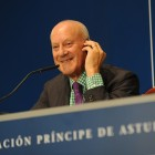 Press conference with Norman Foster