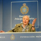 Rueda de prensa de David Attenborough