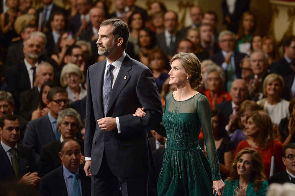 2013 Prince of Asturias Awards Presentation Ceremony