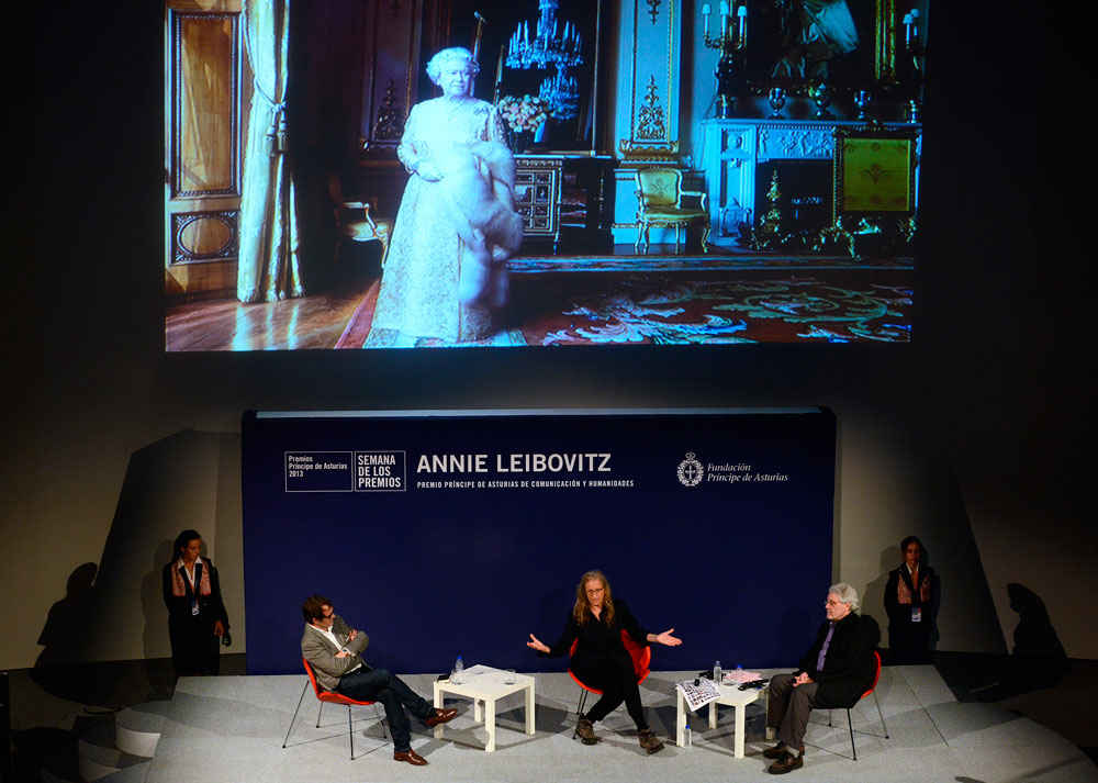 Talk by Annie Leibovitz