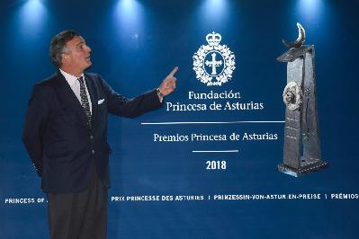 Llegada de Álvaro Rengifo
