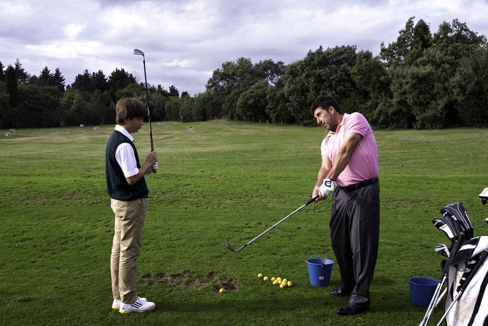 """""""Clinic de Golf"""" con José María Olazábal"""