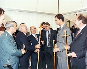 Premio al Pueblo Ejemplar de Asturias 1997