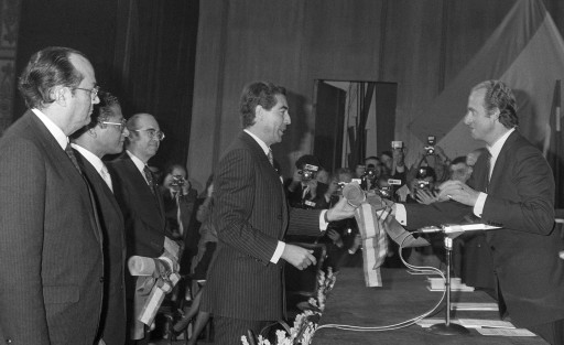 1984 Prince of Asturias Awards