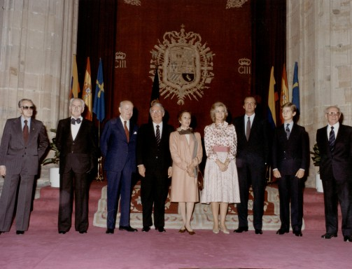 1983 Prince of Asturias Awards