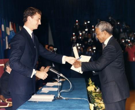 Premios Príncipe de Asturias 1992