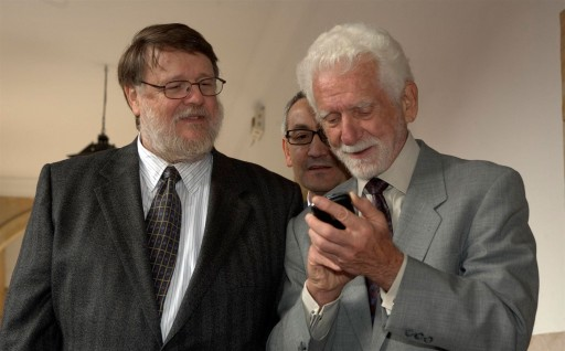 Martin Cooper and Raymond S. Tomlinson