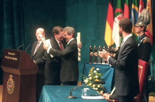 1998 Prince of Asturias Awards