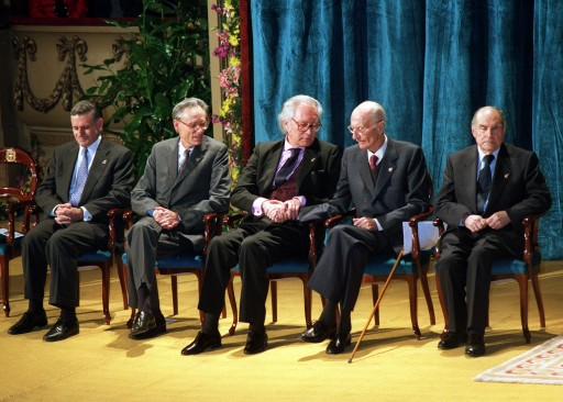 1996 Prince of Asturias Awards