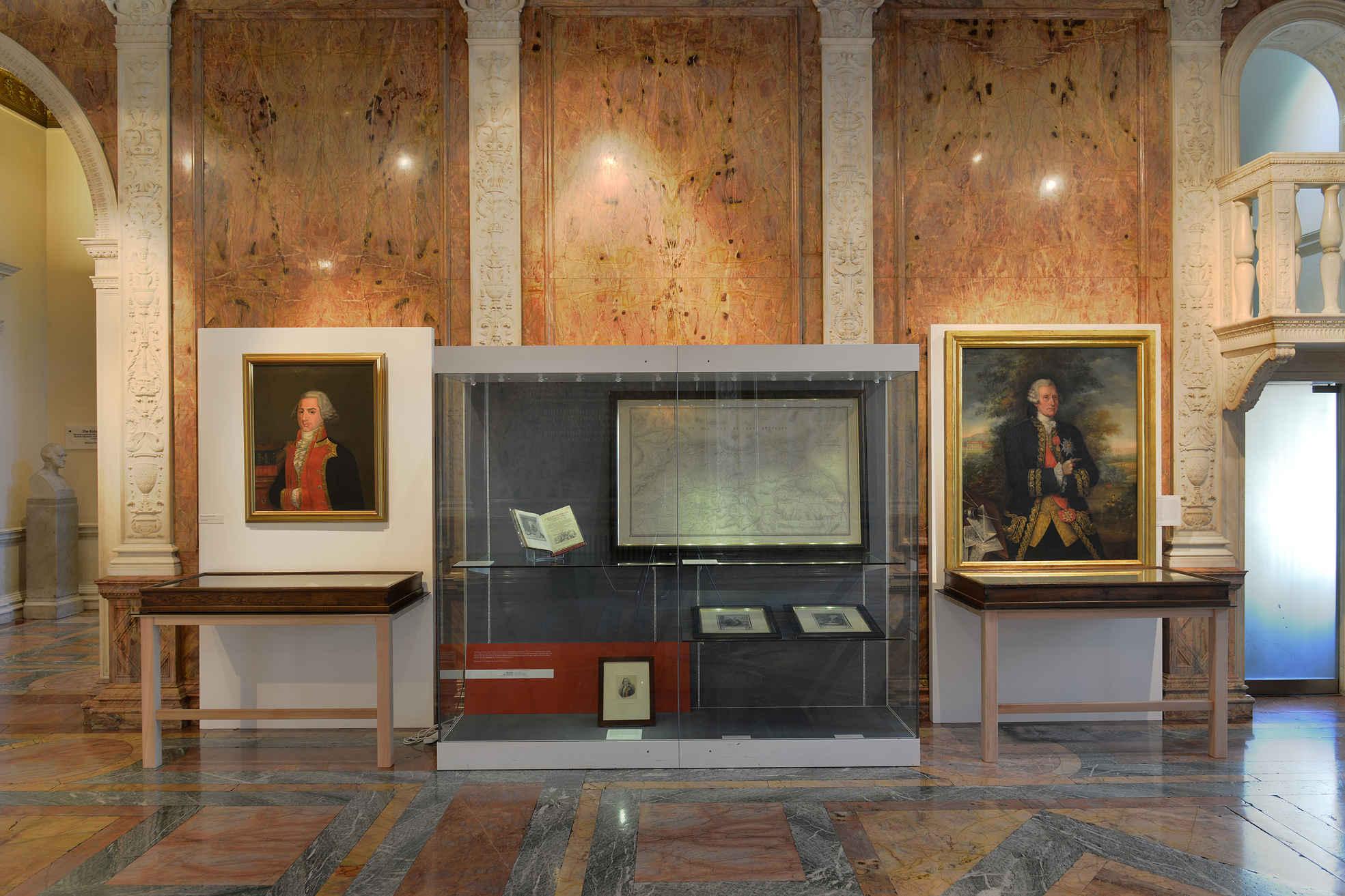 """Exposición """"Transacciones. España en la historia de la Royal Society"""""""