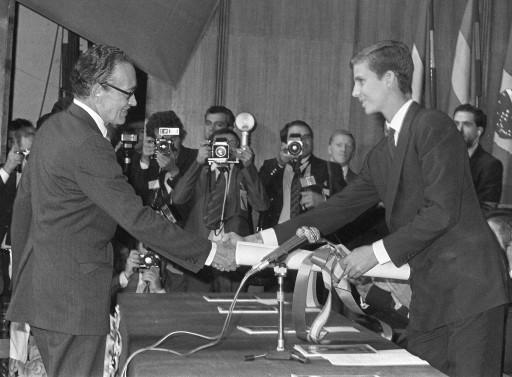 Premios Príncipe de Asturias 1985