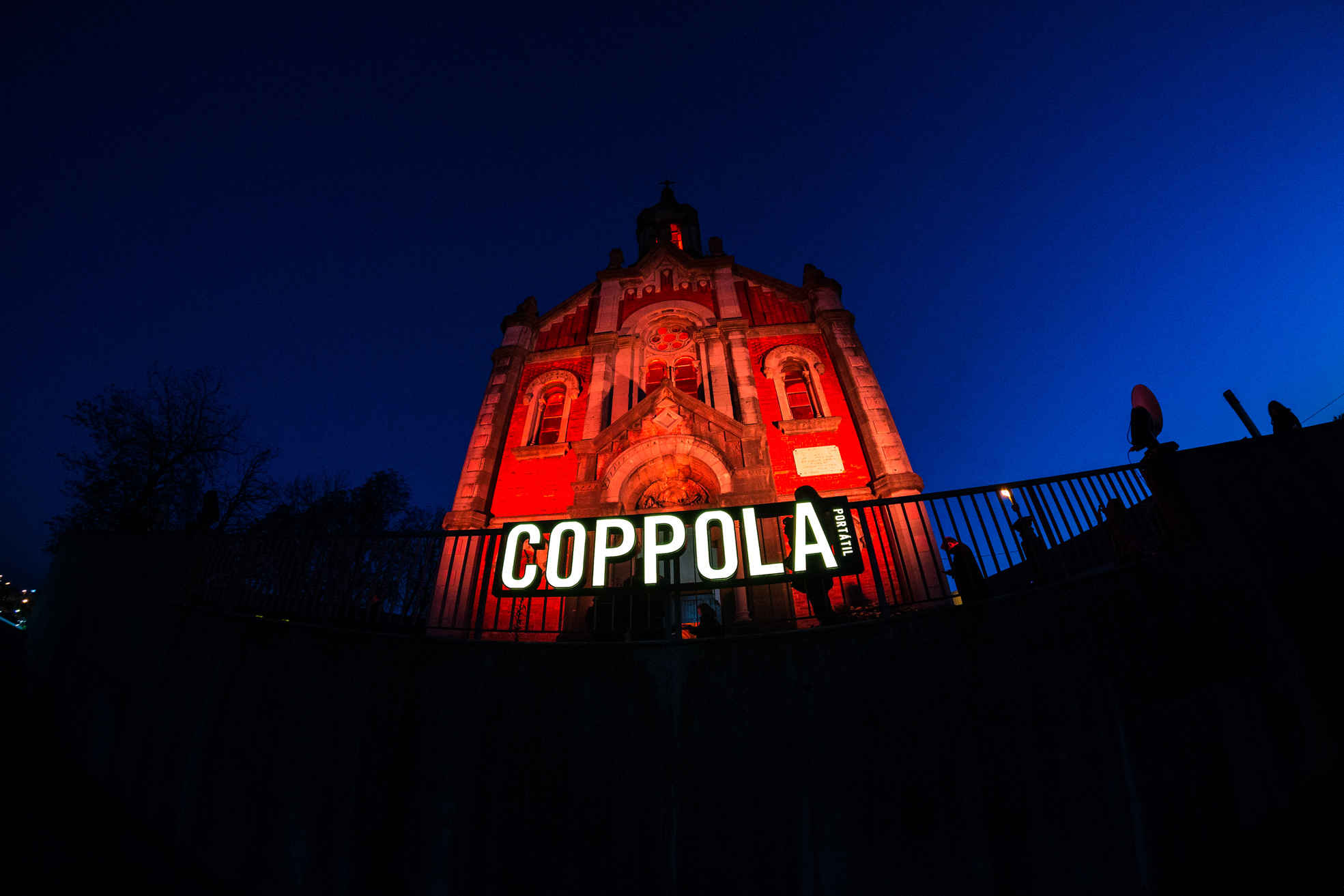 "Film cycle ""Coppola Portátil"""