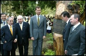 Premio al Pueblo Ejemplar de Asturias 2003