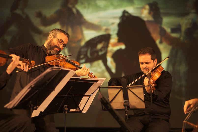 """Concert """"In Goya's Day"""""""