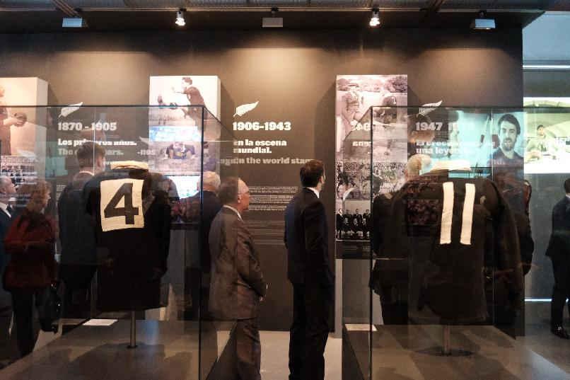 """All Blacks. Historia de una camiseta invencible"""