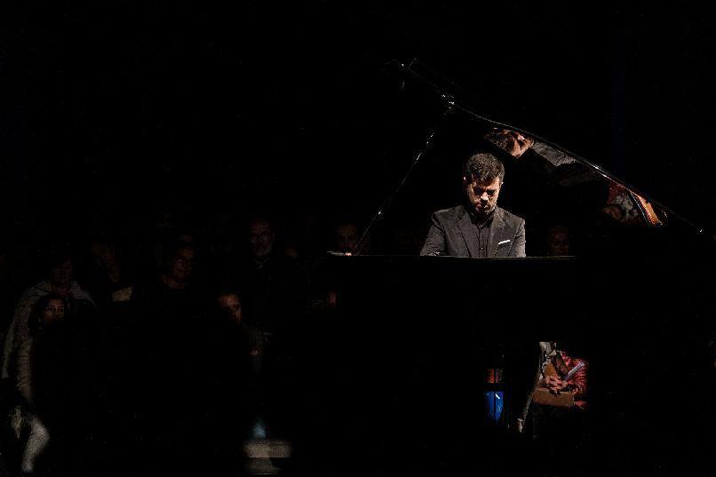 """""""Música para la concordia"""" Concierto-paseo homenaje a la ciudad de Gdansk."""