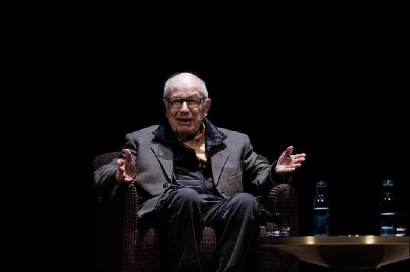 Encuentro con Peter Brook