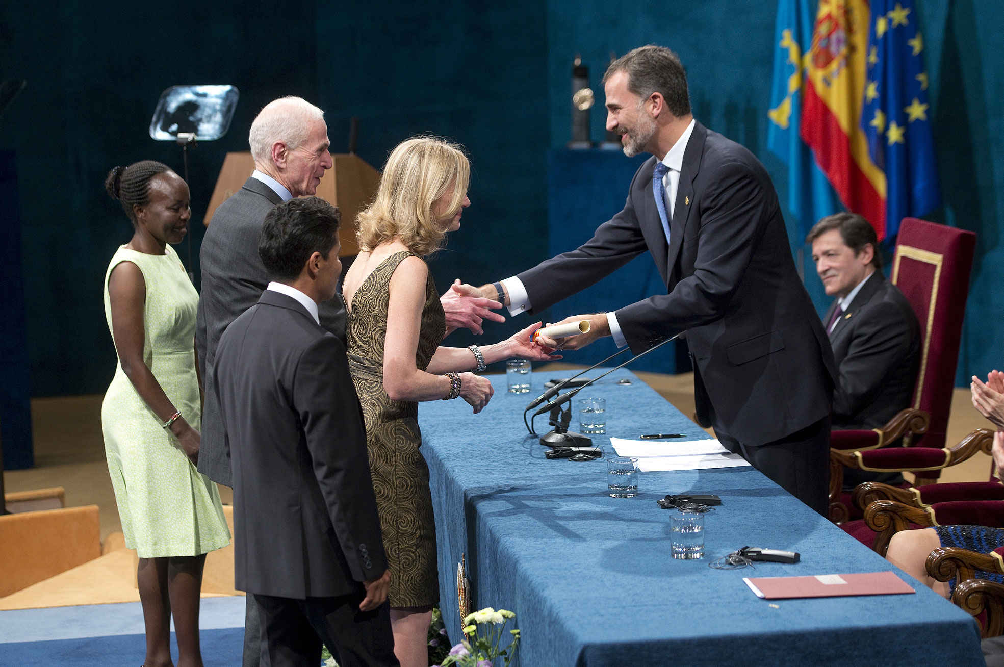 2014 Prince of Asturias Awards