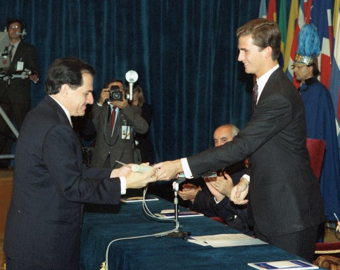 1991 Prince of Asturias Awards